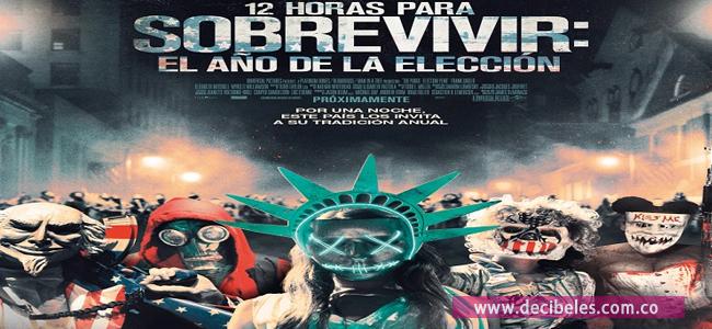 12 HORAS PARA SOBREVIVIR  EL AÑO DE LA ELECCIÓN 1133d9ad380