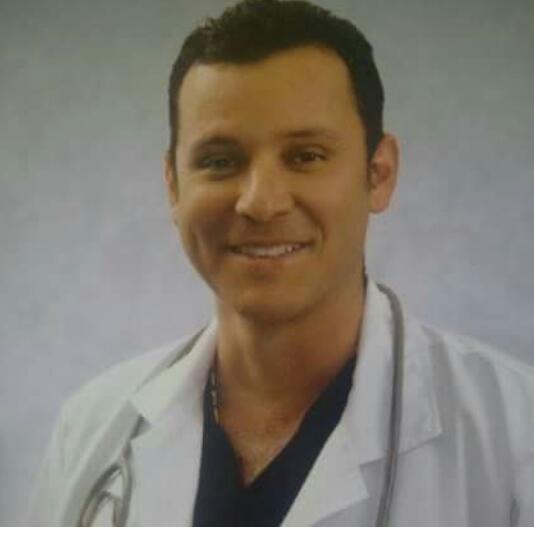 Neurocirujano Freddy Gutierrez del Hospital departamental de Villavicencio