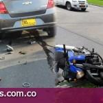 Muertes por accidentes de tránsito siguen disminuyendo en Villavicencio.