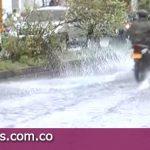 Villavicencio en alerta roja por lluvias