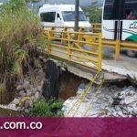 Se empezarán las obras para la recuperación de la bancada y el puente peatonal sobre río Ocoa
