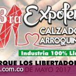 Hoy Inicia la Feria del Calzado y Marroquinería en Villavicencio