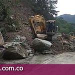 Sigue complicada la situación en la vía Bogotá – Villavicencio