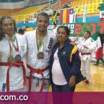 Cinco medallas para el Meta en Panamericano de jiu jitsu