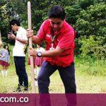 Ciclo-paseo, siembra de árboles y limpieza y embellecimiento, actividades de Medio Ambiente en la comuna 8