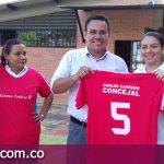 Carlos Carreño le apuesta al deporte