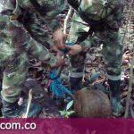 Ejército logra destruir artefacto que amenazaba a dos comunidades indígenas en el Vaupés.