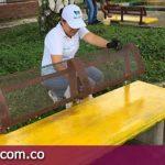 Jornada de 'Mi Parque Limpio, Seguro y Amigable' se cumplió en Las Camelias