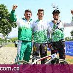 El pedalista metense consiguió el título de la Copa Nacional de BMX