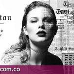 Taylor Swift Lanza su tan esperado álbum 'Reputation'