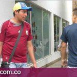 A Villavicencio ha llegado un estimado de 300 venezolanos