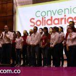 Clausura de Convenios Solidarios