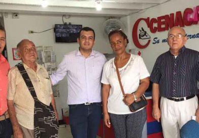 Hogar Geriátrico 'Vida Nueva' Recibió Ayudas por Parte de CENACAP