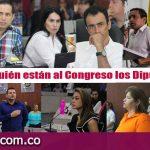 Los Diputados del Meta y sus Candidatos al Congreso