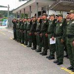 661 Policías en 123 puestos de votación