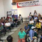 Socialización Primera Fase de Proyecto de Salud
