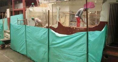 Mejoramiento de la infraestructura Escolar en Villavicencio