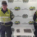 Incautan 146 Cartuchos para Fusil en Barranca de Upía