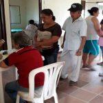Con Éxito se Llevó a Cabo Jornada de Salud en Vereda el Vegel