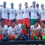 Fútbol Infantil Metense Ganador del Campeonato Nacional