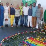 Gobernación Conmemora a las Víctimas LGTBI