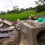 Grandes Avances en obras de Puerto Aljure y Medellín del Ariari