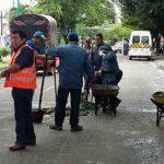 Reparaciones en la Avenida Circunvalar en Proceso