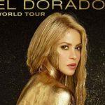 Shakira Estará en Bogotá con el ''Dorado World Tour