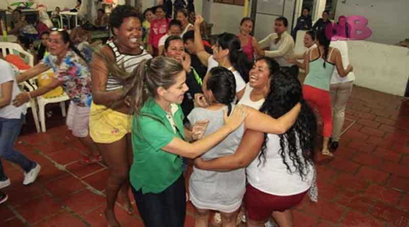 Día de las Madres con las mujeres de la cárcel