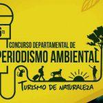 Abiertas las inscripciones al VI Concurso Departamental de Periodismo Ambiental