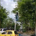 Continúa la Reparación de Semáforos en Villavicencio