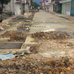 EAAV Inicia Pavimentación en la Calle de El Sosiego