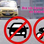 En Granada Habrá Día sin Carro y Moto