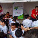 LA ESE Departamental Atendió 750 Personas en la Julia-Uribe
