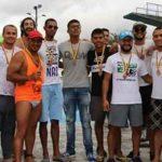 Meta Quedó de Terceras en Interclubes de Rugby Subacuático