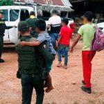 Rescatados 6 Menores en Vista Hermosa