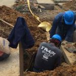 Se Renovaron Tubos del Alcantarillado en la Comuna 5 y 7