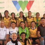 campeón del fútbol de salón femenino en Intercolegiados