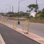 1.200 Metros Lineales se Entregaron en la Doble Calzada de Ciudad Porfía