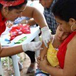 33.111 Dosis se han Entregado en las Jornadas de Vacunación.