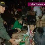 'Cine al Parque' en Uribe-Meta