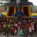 Fuerza Aérea Benefició a más de 350 Personas en Veredas de Villavicencio