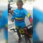 Meta Campeón Nacional de BMX en Barraquilla