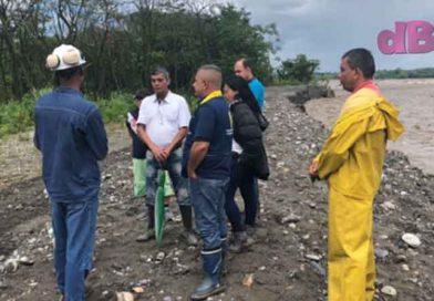 Alerta en el río Guayuriba