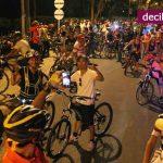 Mañana 31 de julio ciclo paseo nocturno