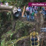 Siguen los Trabajos en la Bocatoma Quebrada la Honda