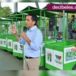 22 Triciclos para Recicladores Serán Entregados Hoy