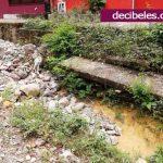 Caño del Barrio Seis de Abril reclama su territorio