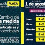 Desde hoy Nuevo Pico y Placa en Villavicencio