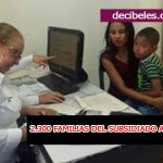 2.300 Familias Estarán sin Salud Subsidiada